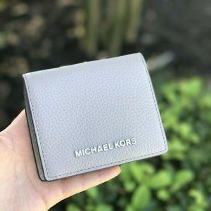 Michael Kors JET SET CARRYALL Card Coin Wallet